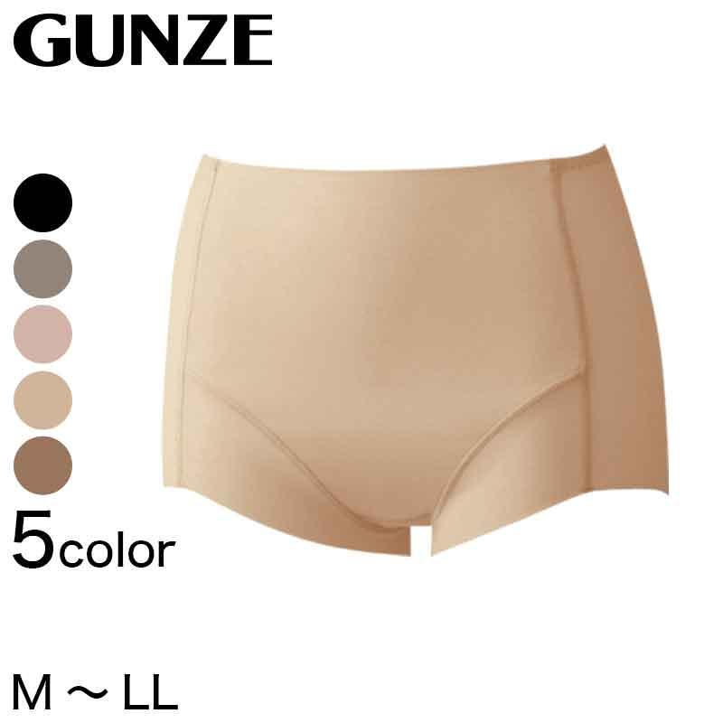 グンゼ 軽パン 足ぐりラクラク ショートパンツ M〜LL (下着 パンツ パンティ 大きいサイズあり GUNZE ガードルショーツ)