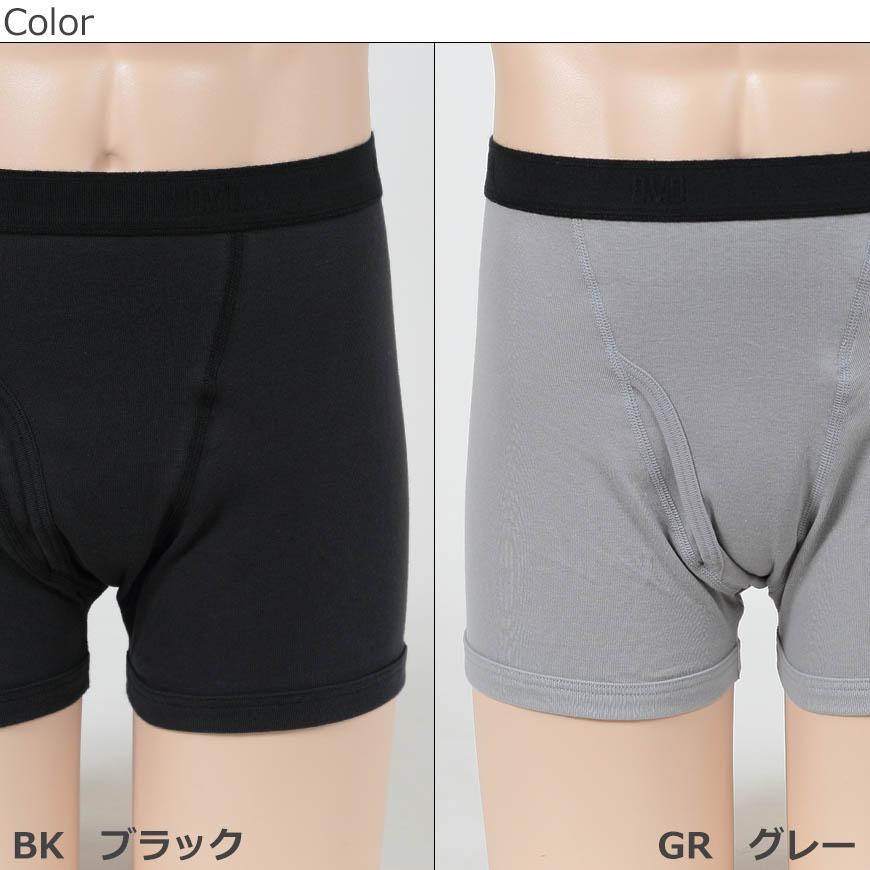 BVD メンズ ボクサーブリーフ 綿100% Finest Touch EX 3L・4L (コットン 前開き 下着 肌着 インナー 男性 紳士 ボクサーパンツ ボトムス グレー ブラック ネイビー 大きいサイズ)