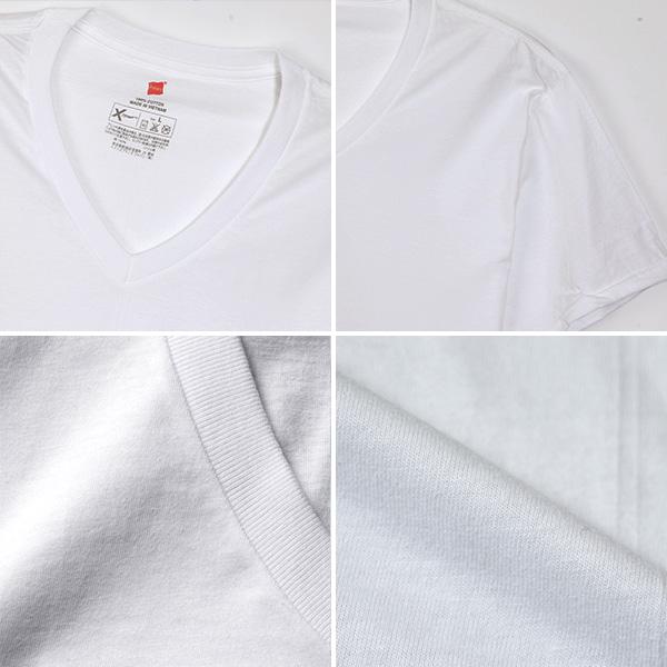 ヘインズ X-TEMP 温度調節 メンズ Vネック 半袖Tシャツ M〜LL (メンズ 男性 紳士 Hanes 下着 肌着)